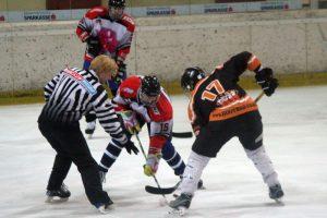 Eishockeyschiedsrichter gesucht