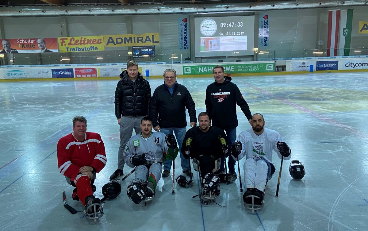 Parahockey Club Steirische Panther