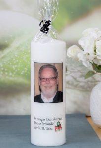 Lieber Gerhard, wir werden Dich nie vergessen!